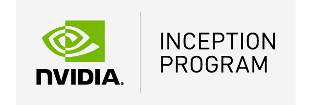 NVIDIA Inception Program Logo