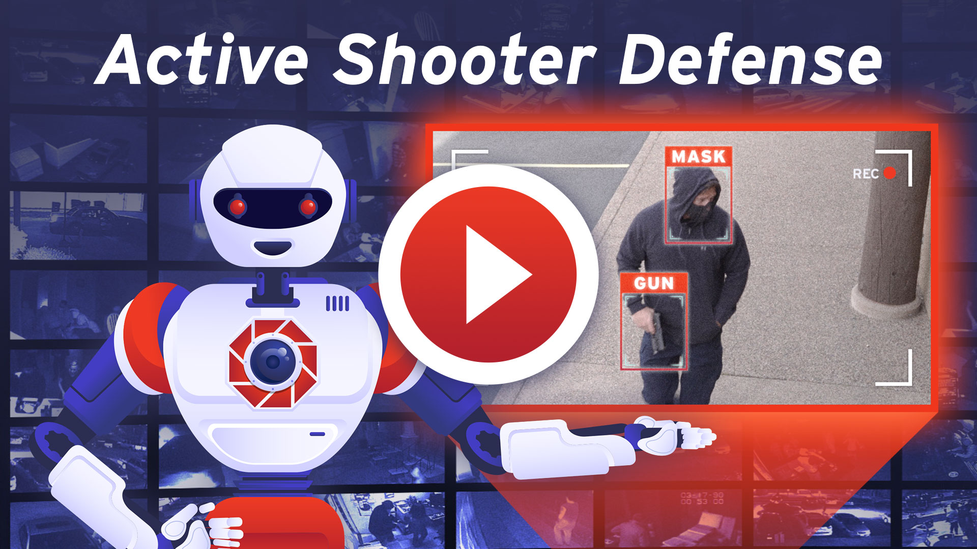 Active Shooter Defense - Defendry protection against active shooters