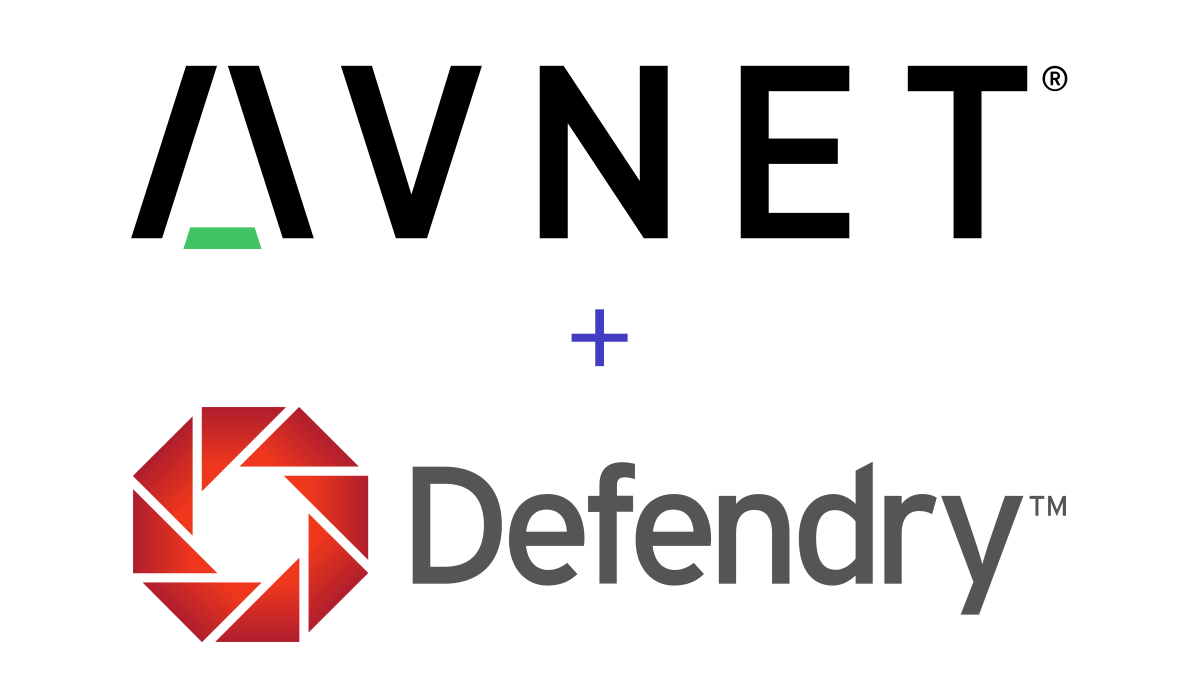 Avnet, a leading global technology solutions provider, has invested $2.1M in Defendry™
