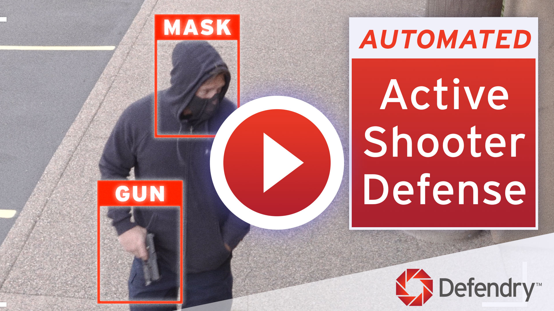 Active Shooter Defense with Defendry