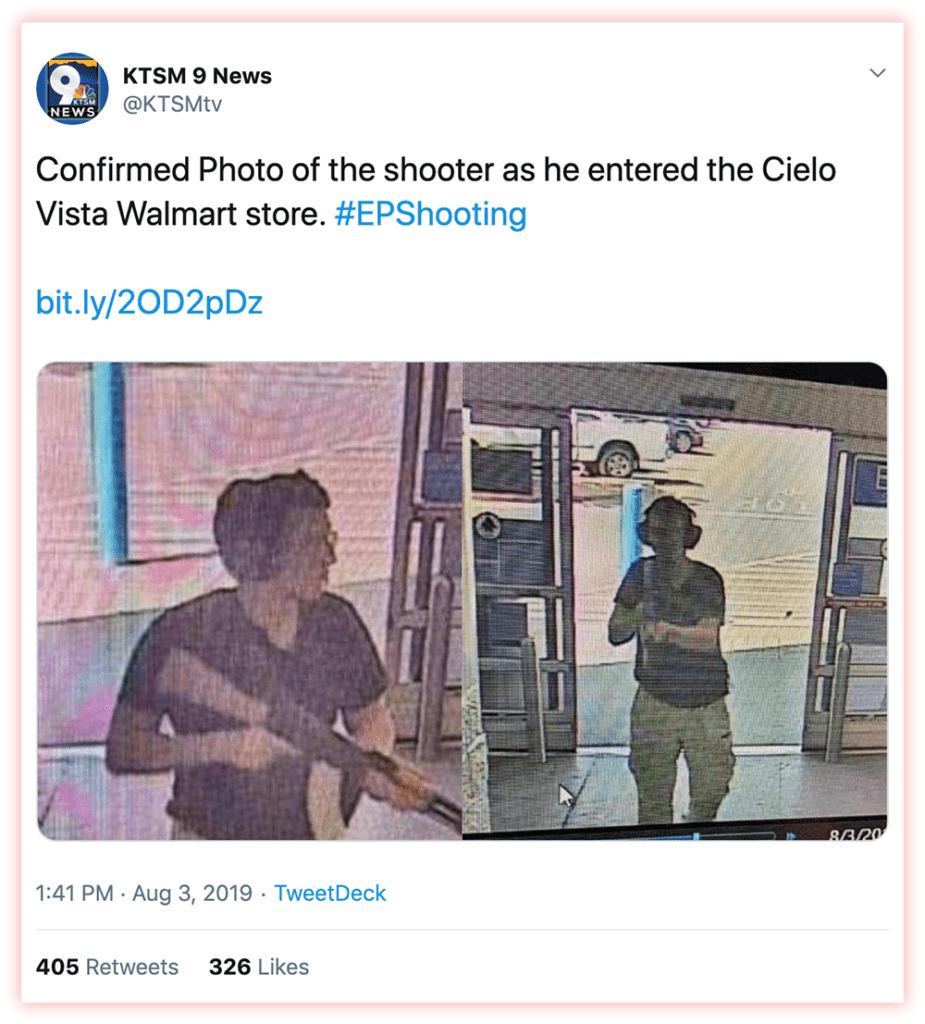 Wal Mart Active Shooter