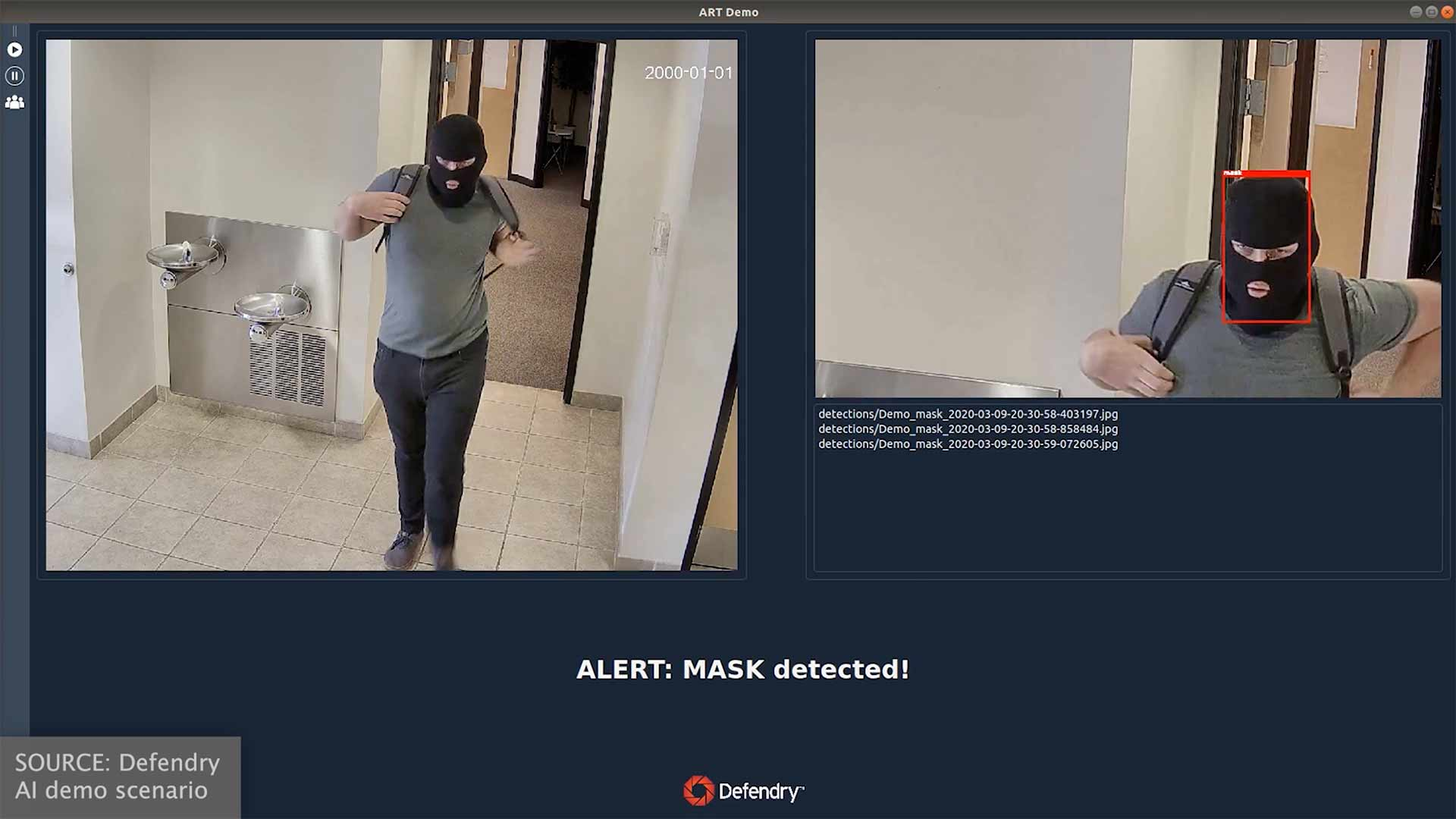 Indoor Mask Detection