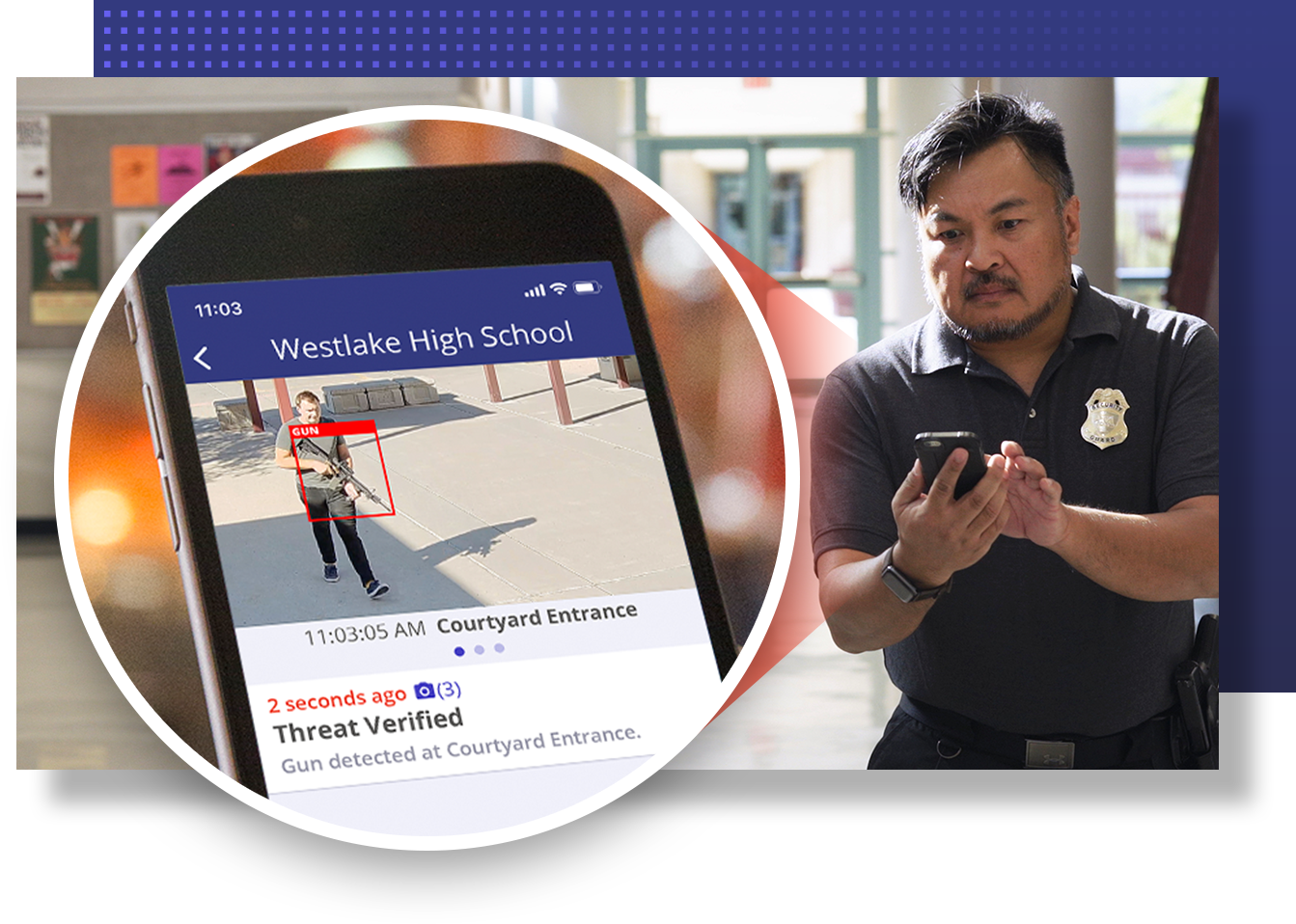 Defendry Security   AI Active Shooter Defense