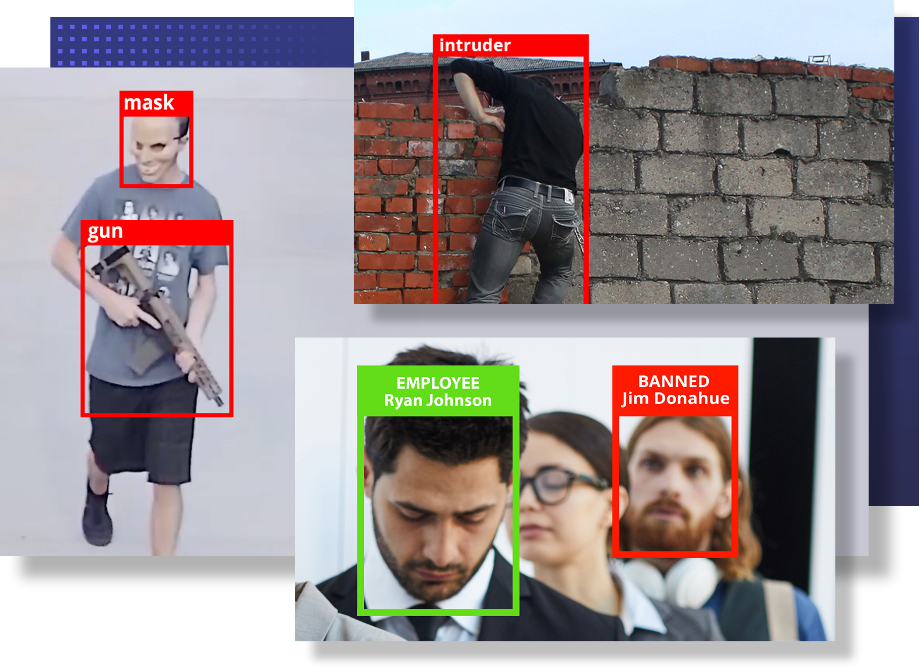 Defendry Visual Threat Detection