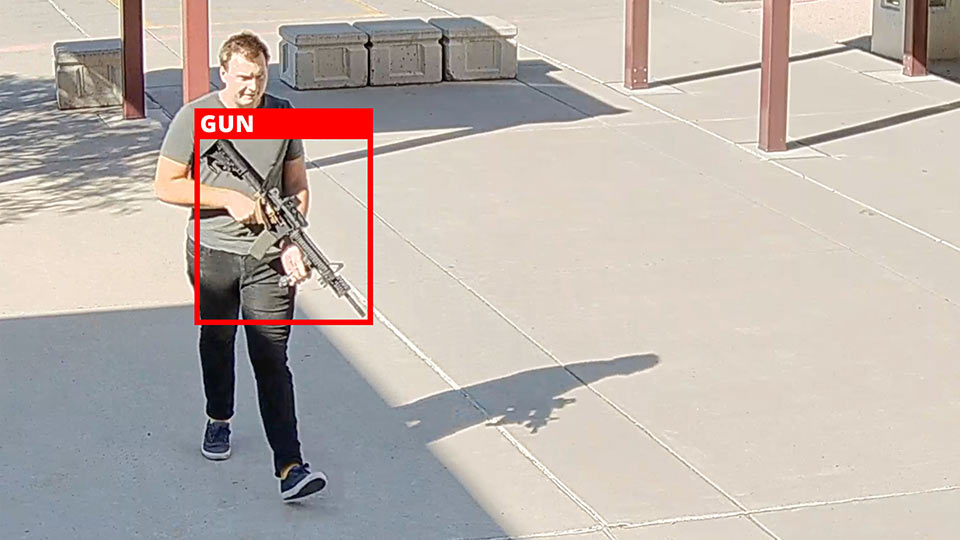 Visual Threat Detection | Gun Detection