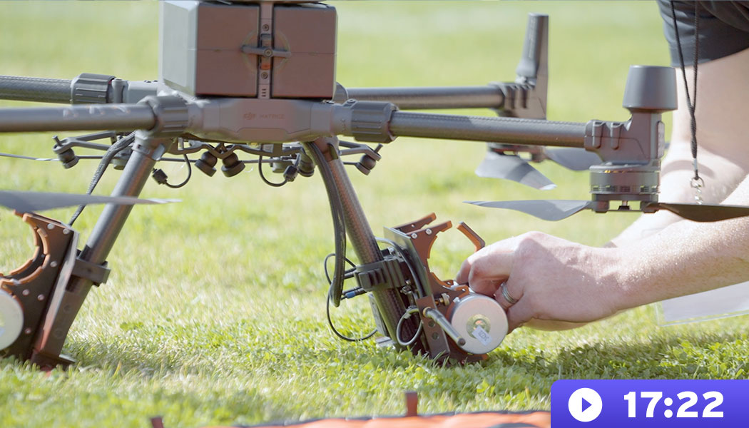 Aerial Tactical Platform Video | Defendry