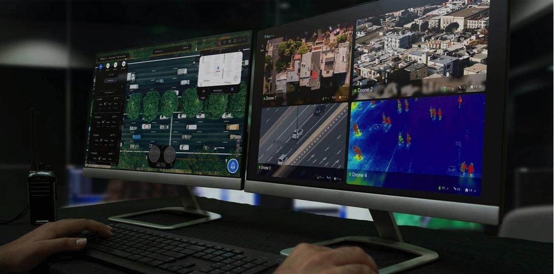Drone Monitor