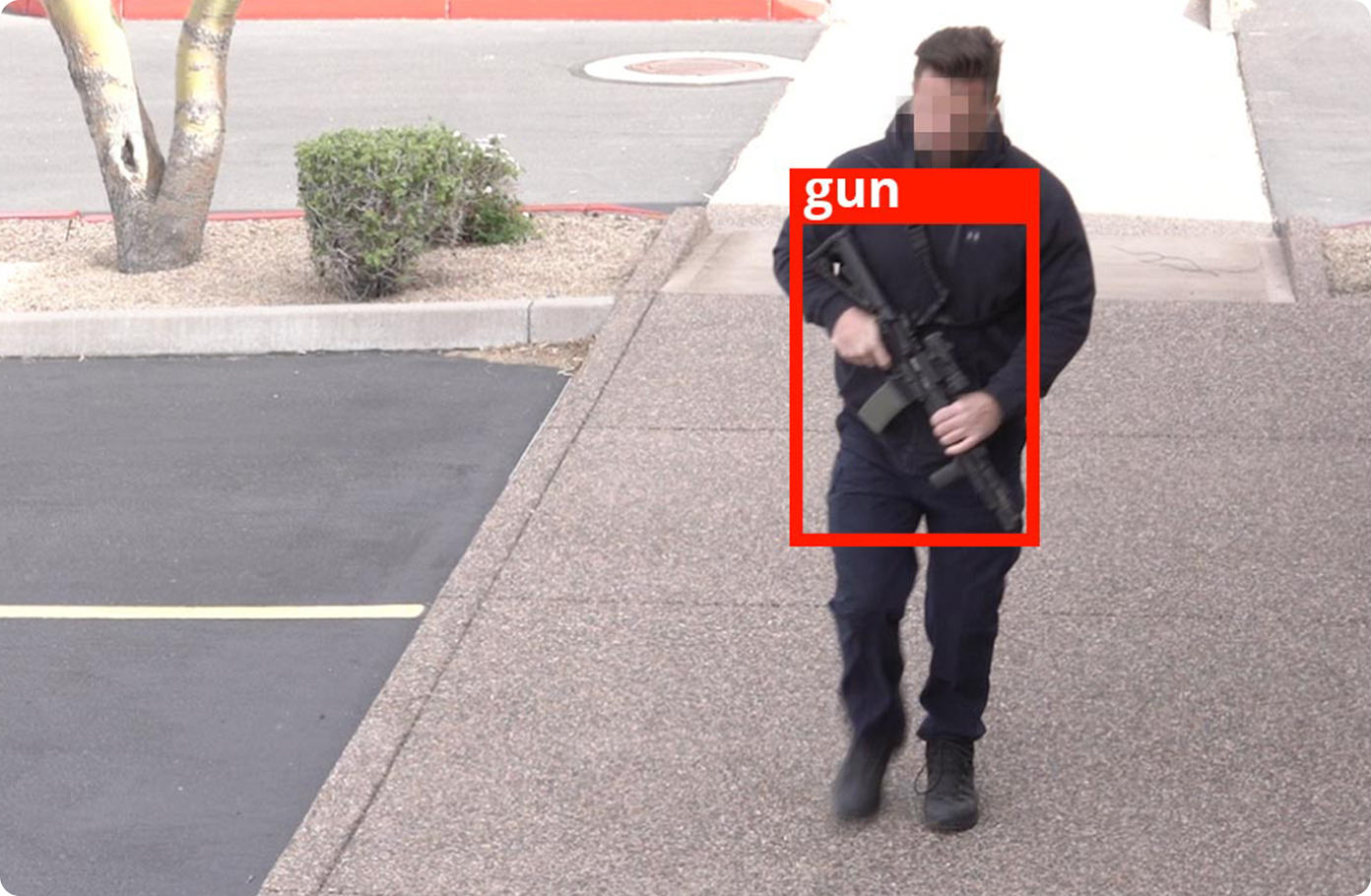 Weapon Recognition